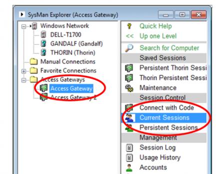 Windows Remote Helpdesk Tool - Sysgem Access Gateway | Raxco